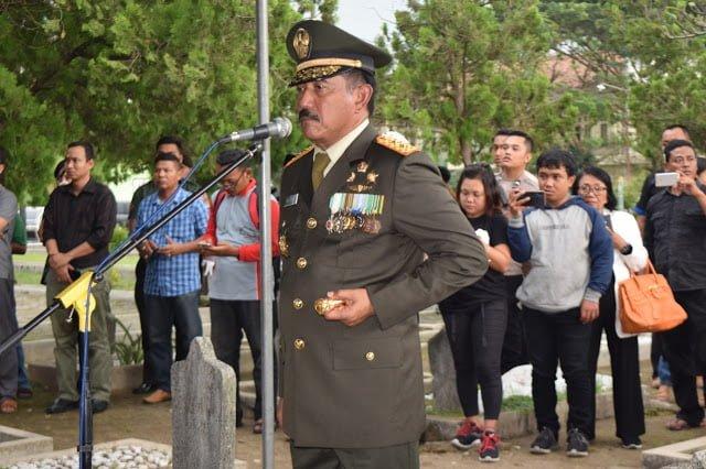 Pangdam IV Diponegoro Mayjen TNI M Efendi kodim klaten