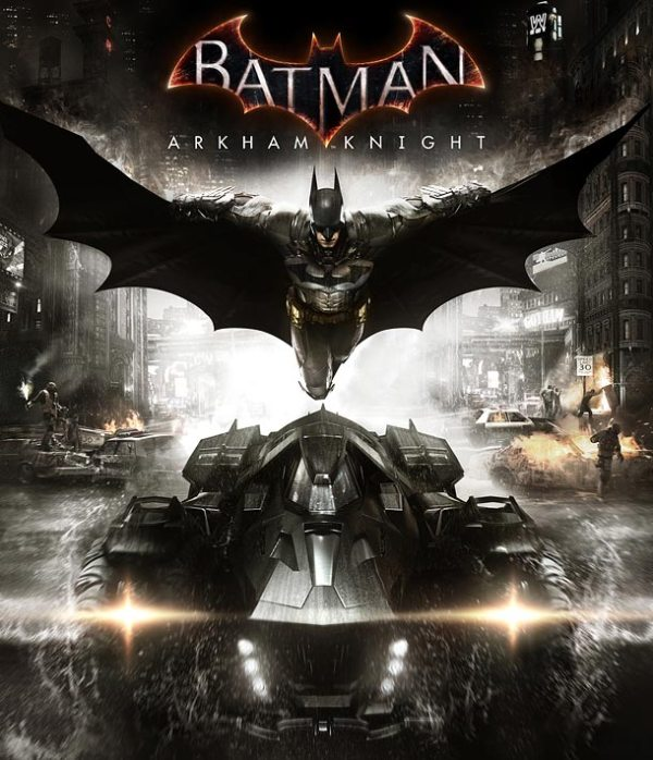 Batman Arkham Knight art