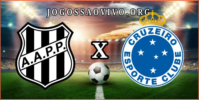 Ponte Preta x Cruzeiro AO VIVO