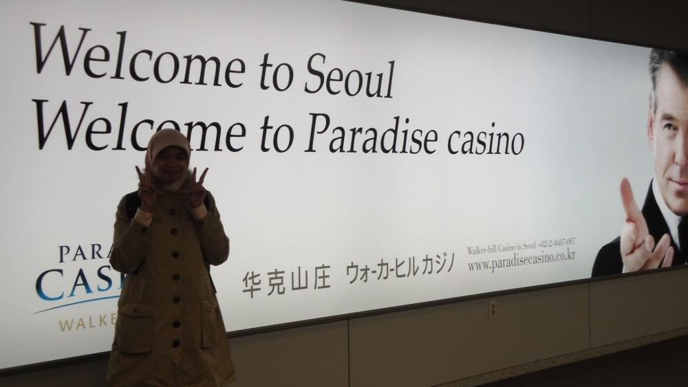 Winter Trip To Korea.. day 1 (3/6)