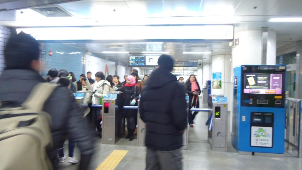 Winter Trip to Korea... day 5 (1/6)