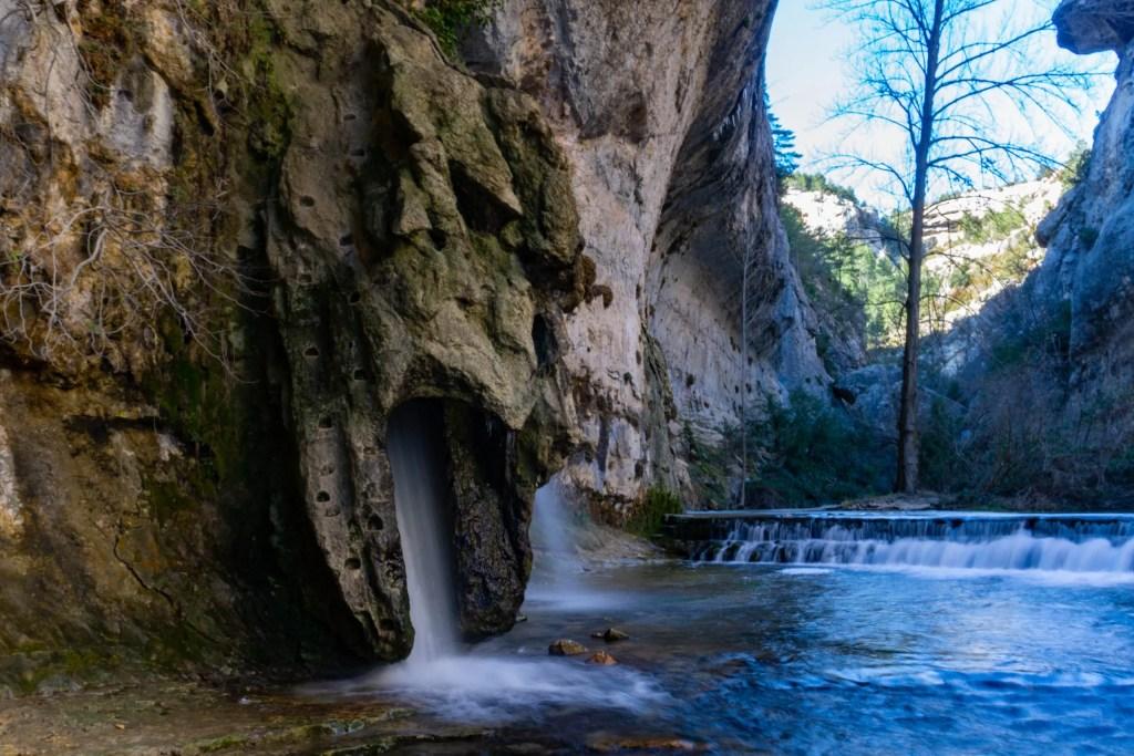 Source du río Pitarque