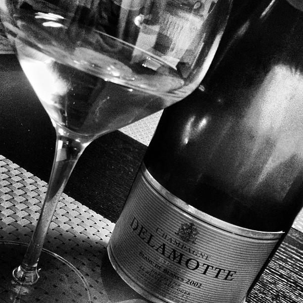Champagne Delamotte