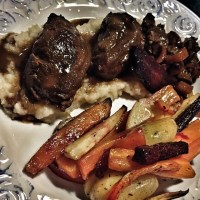 Slow Food: Beer-braised Pork Cheeks - (Almost) Nose to Tail Eating