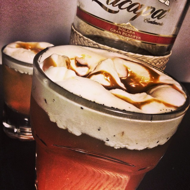 Rpn Zacapa Mulled Cider cocktail