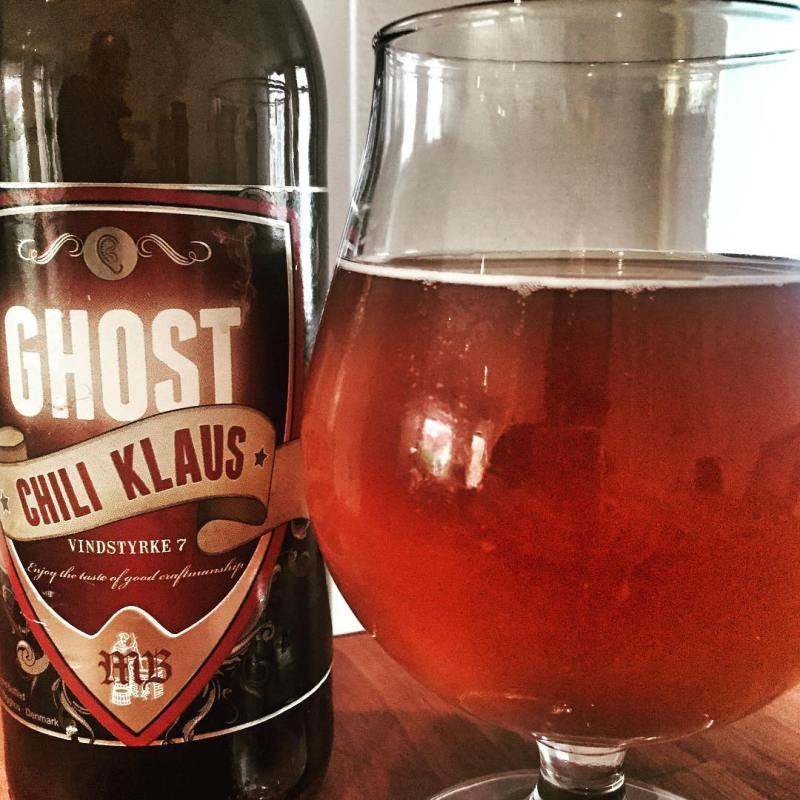 Ghost Chili Beer