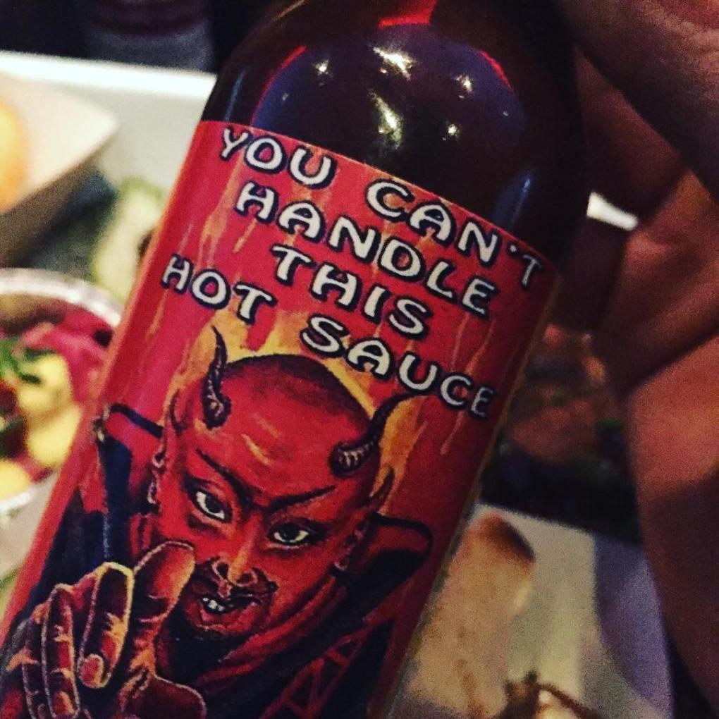 Capsaicin Extract Hot Sauce