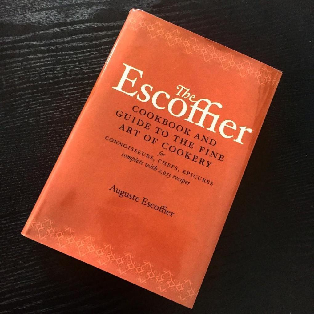 Escoffier's Cookbook - Le Guide Culinaire