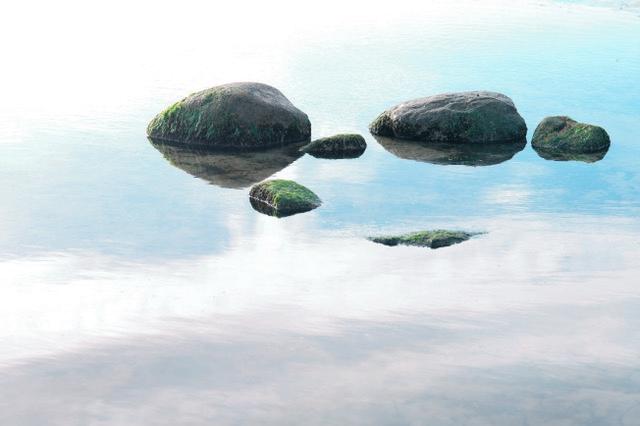 Ruhe und Kraft tanken