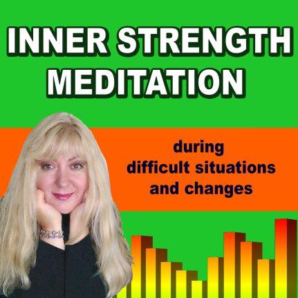 Inner Strength Meditation - Johanna Kern