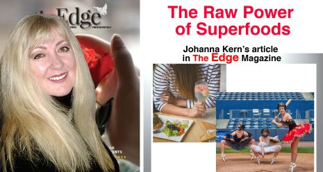 The Raw Power of Superfoods