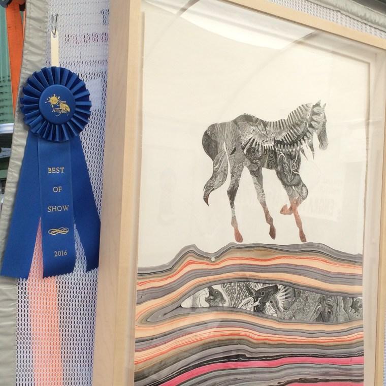 First Place By Johanna Mueller