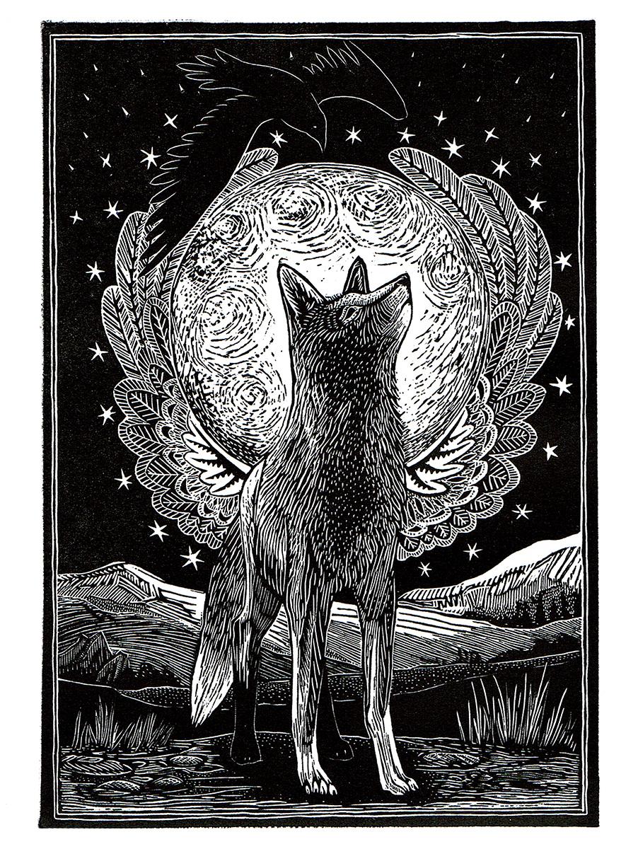 Guardians Print Edition by Johanna Mueller