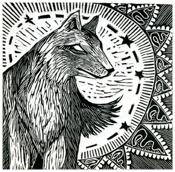 Year of the Dog Print Edition by Johanna Mueller