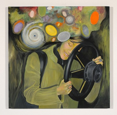 DRIVEN_Asleep-at-the-Wheel_36x36inches2006