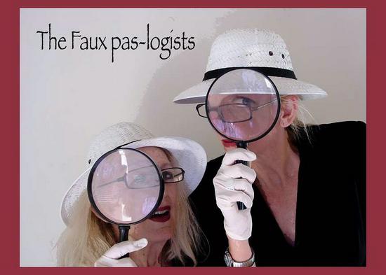 TheFauxpaslogists