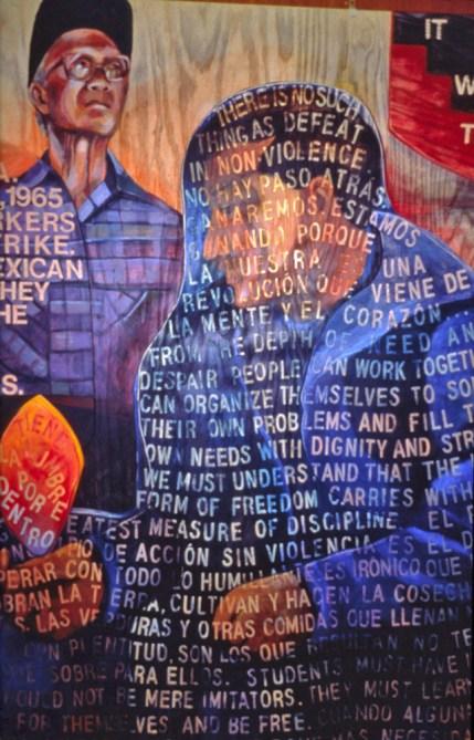Sonoma State_Cesar-Chavez Mural_detail