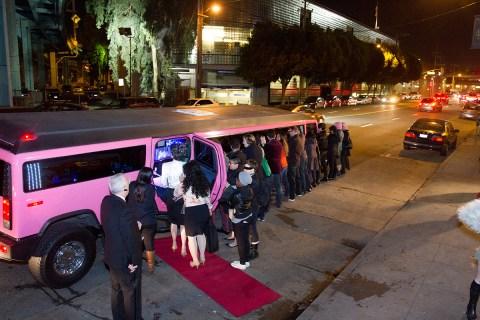 3 limo-mob-line-up