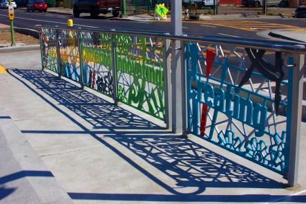 63rd Ave railing_Ray Holbert