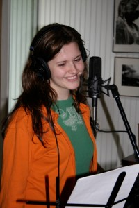 Halie Loren recording