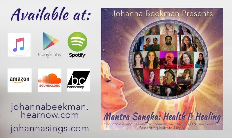 Mantra Sanga: Health and Healing
