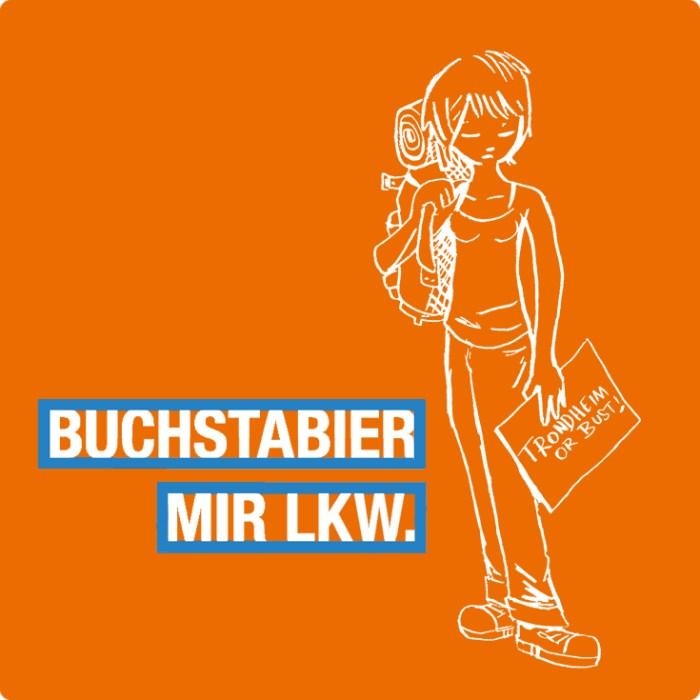 Beitragsbild Buchstabier mir LKW.