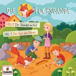 Cover Fuchsbande Fall 1 + 2