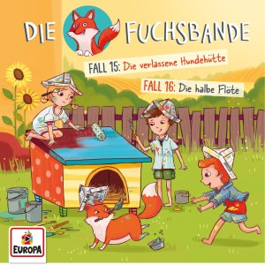 Cover Fuchsbande CD 8