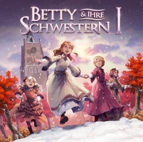"""Cover """"Betty und ihre Schwestern"""" 1"""