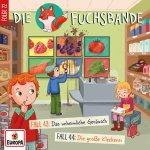 Cover Fuchsbande 22