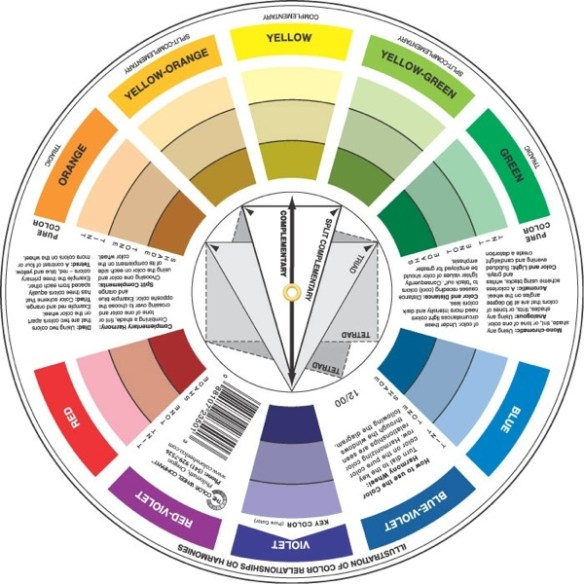 how to choose exterior paint color wheel