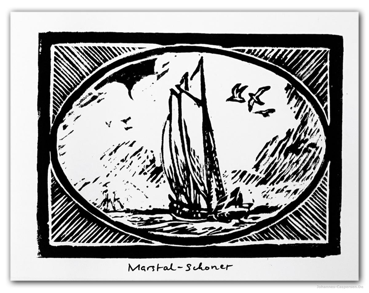 2020 Marstal Schoner von Johannes Caspersen