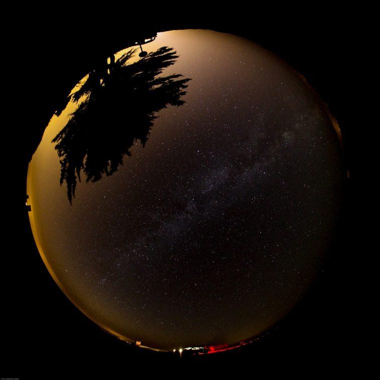 Milchstraße über Quiberon