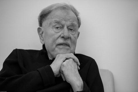 Claus Peymann (c) by Johannes Hauser37