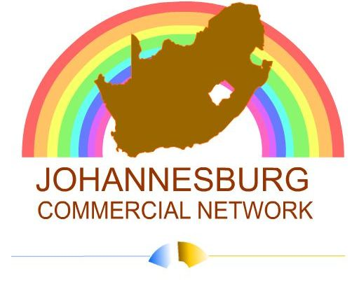 logo map and rainbow COMMERCIAL NETWORK ENG 512 x 512