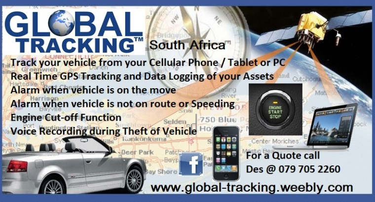 Vehicle-Tracking Ad for FB
