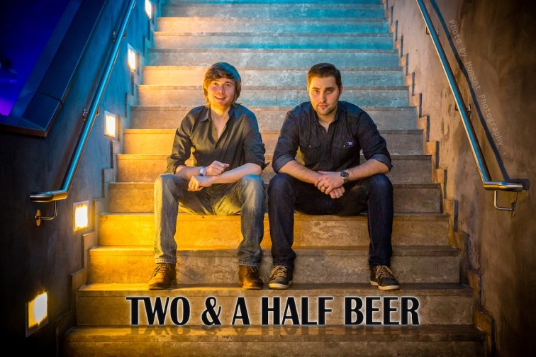 Two & A Half Beer