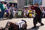 Hanabi 2014 - Street Fighting