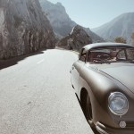 Route Des Grandes Alpes With A 64 Year Old Porsche 356 Johannes Huwe Photography