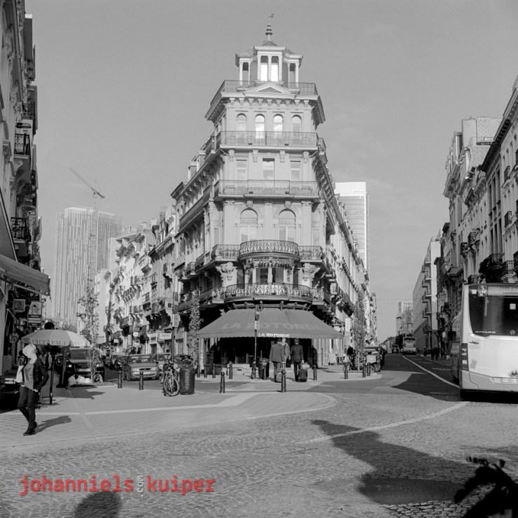 Rolleiflex Brussel Streetview