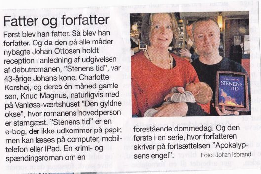 Familiejournalen nr. 16, 2012