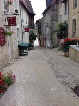 One of the lovely streets in my nearest town