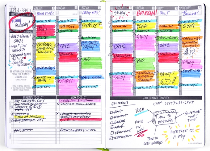 Why I Love A Planner (And You Should, Too!)
