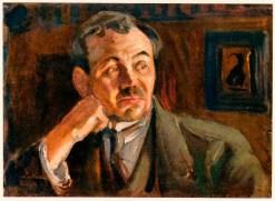 Gallen-Kallela,_Eino-Leino_1917