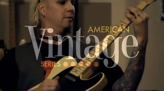 John 5 American Fender Series
