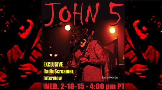 John 5 radio screamer