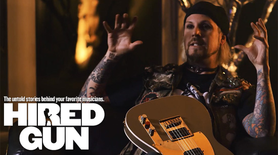 John 5 Hired Gun Documentary