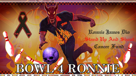 2nd Annual BOWL 4 RONNIE Bowling Party