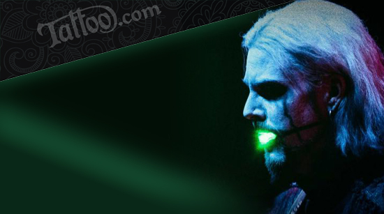 John 5 Interview Tattoo.com