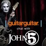 John 5 GuitarGuitar interview